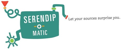 Serendip-o-matic: Let Your Sources Surprise You| About | Integrating Technology in the Classroom | Scoop.it