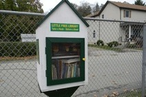 Little Free Library has big ambitions for literacy and public art - Pop City | Library world, new trends, technologies | Scoop.it