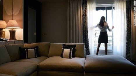 Why sex is better in hotels...and other confessions of a constant traveler | Tout sur le Tourisme | Scoop.it