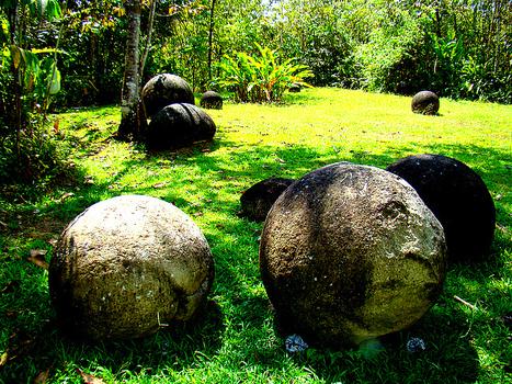 Les sphères mégalithiques précolombiennes du Costa Rica inscrites au Patrimoine Mondial · Global Voices en Français | Merveilles - Marvels | Scoop.it