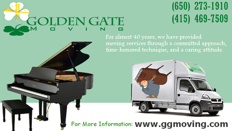 Choosing Movers in San Francisc | Golden Gate Moving Services | Scoop.it