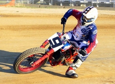Night Before the Indy Mile Returns, Featuring Stars of AMA Pro Flat Track | California Flat Track Association (CFTA) | Scoop.it