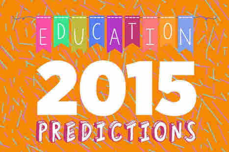 Kindergarten Entry Tests And More Education Predictions for 2015 - NPR (blog) | Technology in Art And Education | Scoop.it