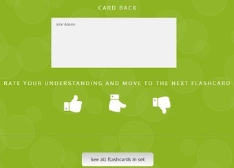 Card Kiwi - Create and Study Flashcards Online | EFL Teaching Journal | Scoop.it