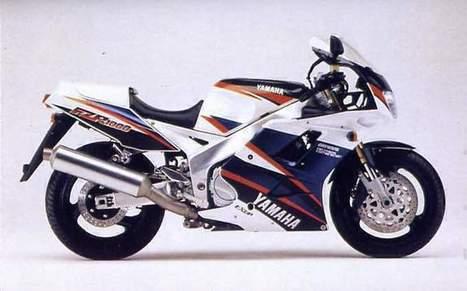 yamaha fzr 1000 1994 fotos y especificaciones técnicas, ref: 330196.   Fotos de Motos, caracteristicas y fichas tecnicas   Scoop.it