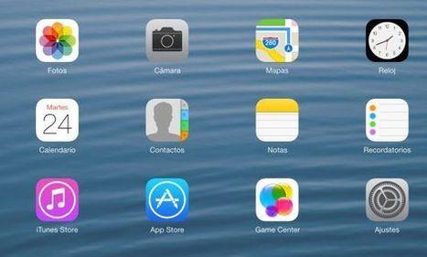 7 curiosidades de iOS 7 | Cesar Rios | Scoop.it