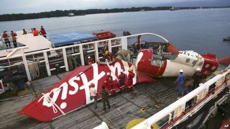 Indonesian Divers Find AirAsia Flight Data Recorder - Voice of America | Part 66 Training | Scoop.it