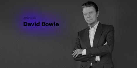 Afterword: David Bowie   B-B-B-Bowie   Scoop.it