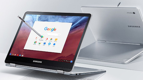 Samsung Chromebook Pro Powered by Rockchip RK3399 SoC to Sell for $499 | Embedded Systems News | Scoop.it