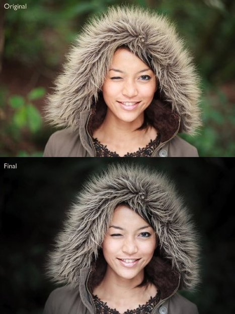 Step by Step Portrait Processing in Lightroom | LIGHTROOM and photography | Scoop.it