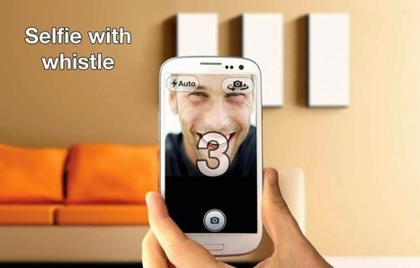 Do you know How to take selfie without front facing camera? Here is the solution! | TechieOasis | Scoop.it