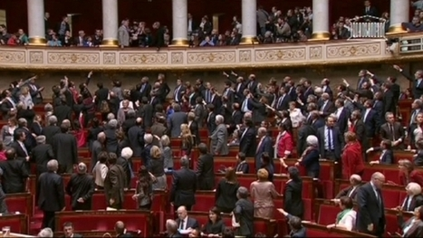 France approves same-sex marriage and adoption law | LGBT News & Entertainment! | Scoop.it
