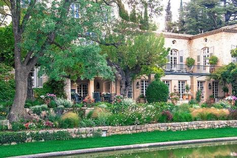 Le château de La Colle Noire, l'échappatoire de Christian Dior | Influences olfactives | Scoop.it