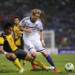 Chelsea stroll to win in Malaysia - FIFA.com | Sport Unlimited | Scoop.it