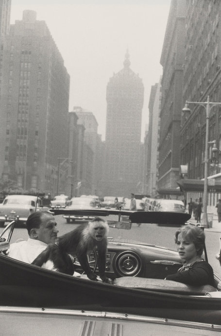 Garry Winogrand - Nonstop and Unedited | Backstage Rituals | Scoop.it