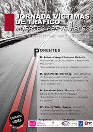 I Jornada Víctimas de Tráfico: Muertes prevenibles: I Jornada ...   RED SECrim   Scoop.it