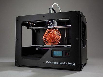 Imprimante 3D en Live à Paris - Compagnon Parfait | Imprimante3D | Scoop.it