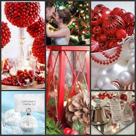Christmas Wedding Ideas|Uniquely You Planning On How To Plan A Perfect Wedding | Wedding Planning | Scoop.it