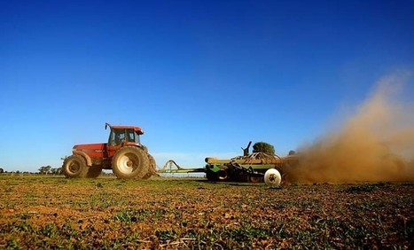 Farm boom could take up mining slack: McGauchie | Technology Breakthroughs | Scoop.it