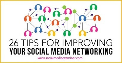 26 Pro Tips for Improving Your Social Media Marketing | Your Treasure Chest of Secret Knowledge To Outperform Digital | Scoop.it