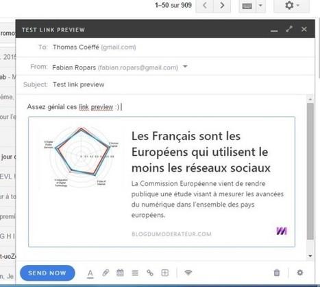 MixMax : une extension Chrome pour améliorer Gmail | Social Media, etc. | Scoop.it