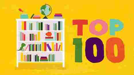 The Ultimate Backseat Bookshelf: 100 Must-Reads For Kids 9-14 | LA 4 K12 | Scoop.it