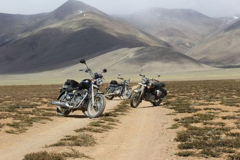 A Himalayan Odyssey on the back of a motorbike - Mirror.co.uk   Himalaya Trekking   Scoop.it