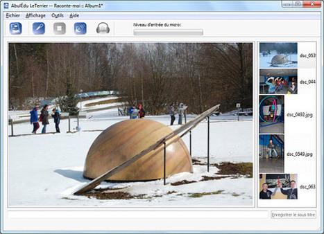 Créer un diaporama en associant images, sons et textes avec Raconte-moi | Smart learning | Scoop.it