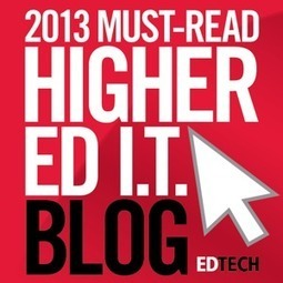 Higher Education Technology Blogs | Higher EdTech | Scoop.it