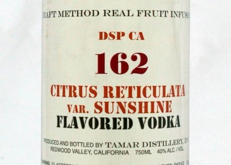 Review: Craft Distillers' DSP CA 162 Vodka - Drink Spirits | Whiskey, Rum and Spirits | Scoop.it