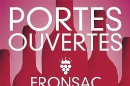 Portes ouvertes dans les châteaux à Fronsac | Le vin quotidien | Scoop.it