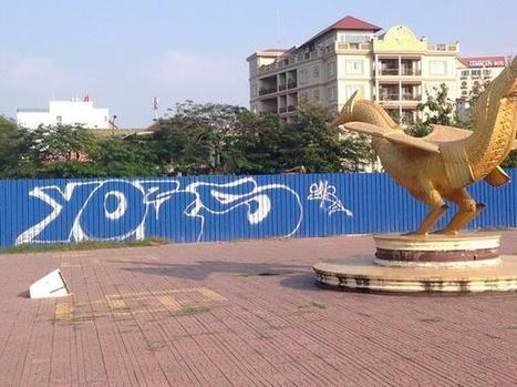 Twitter / LTO_cambodia: And the Veal Hang Bird says, ... | Msrcglobal | Scoop.it