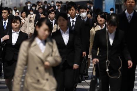 'Penny-Pinching' Japanese Households Spend Less on Having Fun | Japanese Travellers | Scoop.it