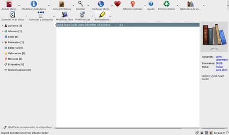 Cómo extraer las anotaciones que tenemos en nuestro eReader | Libro electrónico y edición digital | Scoop.it