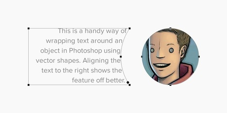 Tutorial : Working with Type in Photoshop | Artdictive Habits : Sustainable Lifestyle | Scoop.it
