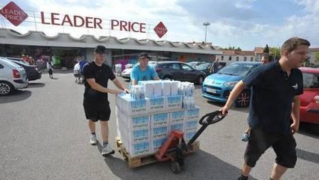 Crise de l'élevage : la filière du lait s'accorde sur un prix de vente minimum   Econopoli   Scoop.it