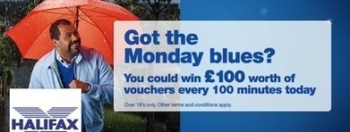 Brands rally for Blue Monday | News | Marketing Week | Experiential News! | Scoop.it