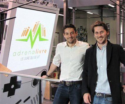 AdrénaLivre veut donner de l'énergie aux ebooks   Djébalé   Scoop.it