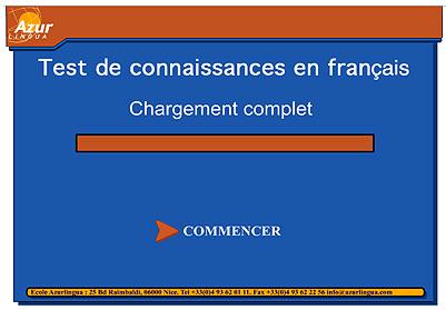 French test-Azurlingua | L'Atelier de la Culture | Scoop.it
