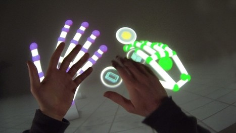 Leap Motion's Orion Release Brings Massive Finger Tracking Improvements | Technology in Business Today | Scoop.it