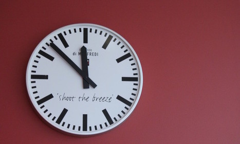 What Are You Doing With the Last 5 (minutes of class) | Moodle and Web 2.0 | Scoop.it