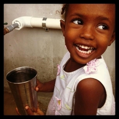 Solar Powered Water Purification for Orphanage in Haiti > ENGINEERING.com | Ayiti Now Corp | Scoop.it