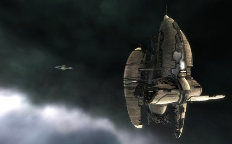 How Eve Online became a birthplace for stories | relevant entertainment | Scoop.it