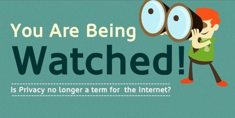 You're Being Watched Online | SEGURIDAD EN INTERNET | Scoop.it