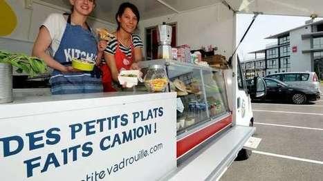 Les cuisines ambulantes vont-elles faire plier les restos ?   La Gazette du Food Truck - Food Angel's   Scoop.it