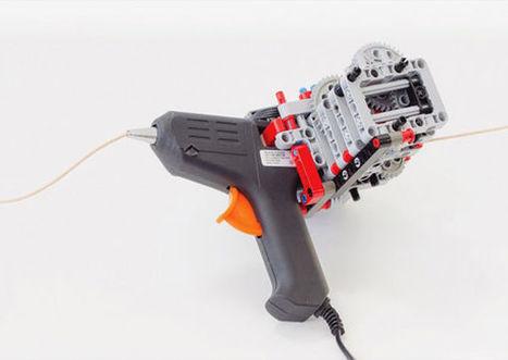 Comment transformer un pistolet en Lego en imprimante 3D ? - Tom's Guide | 3D Printing -Addditive Mfg | Scoop.it