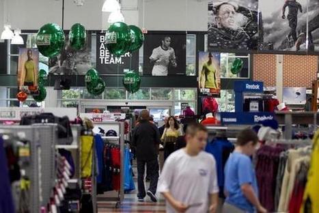 Which sports stores earn high scores? - Boston Globe | Sport Marketing | Scoop.it