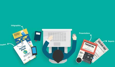 Create Easy Infographics, Reports, Presentations | Piktochart | Atisbando Educación y TIC. | Scoop.it
