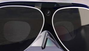 Meta Space Glasses : des lunettes connectées en réalité augmentée   Connected-Objects.fr   Réalité augmentée   Scoop.it
