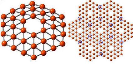 Le borophène devient un possible concurrent du graphène | Sciences & Technology | Scoop.it